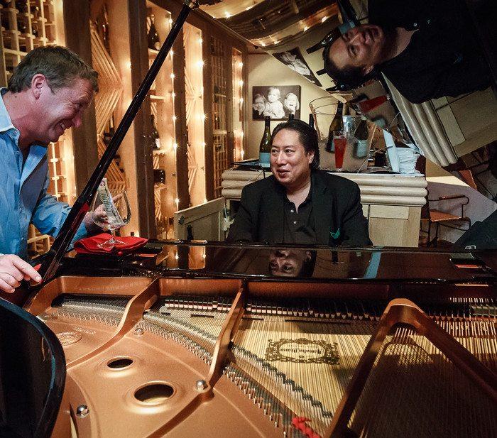 André Saint-Jacques & Pianist Cameron Chu
