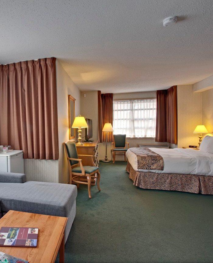 Junior Suite Listel Hotel Whistler