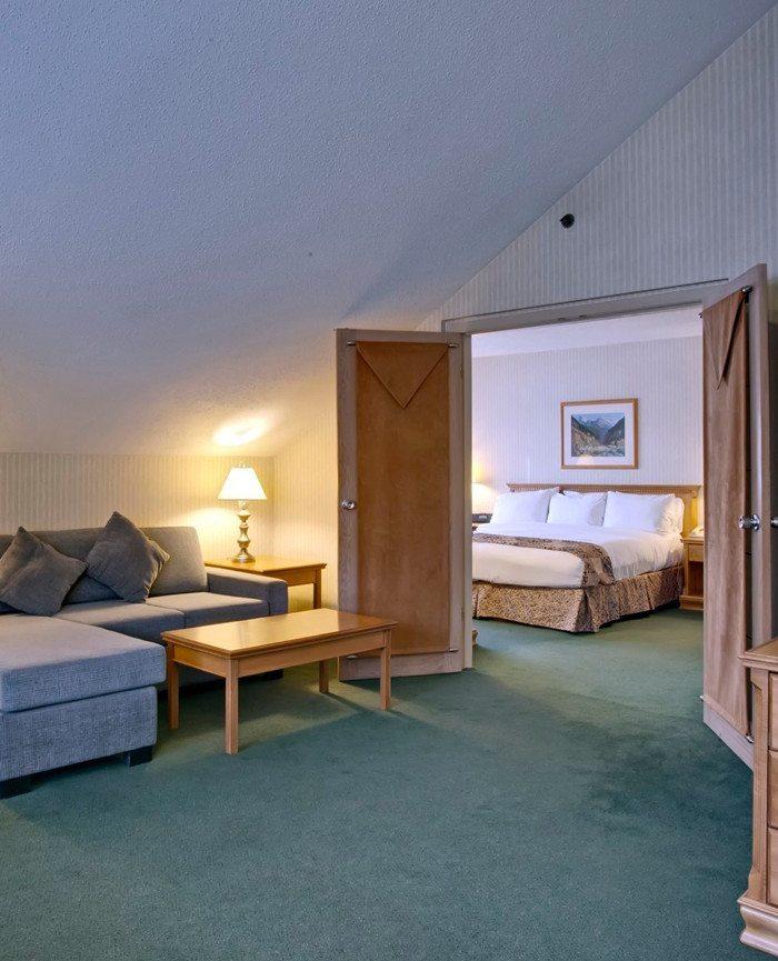 Premium Suite Listel Hotel Whistler