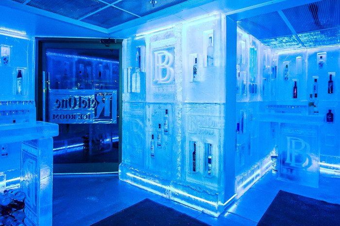 Vodka Ice Room Whistler