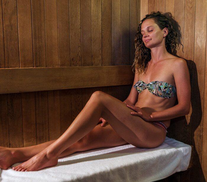 Sauna Listel Hotel Whistler