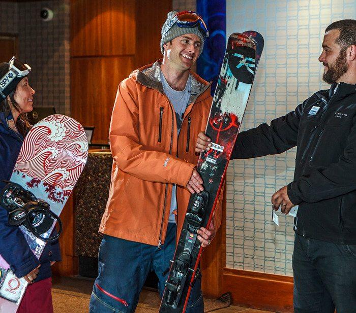 Ski Valet Listel Hotel Whistler