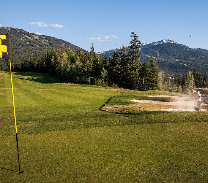 Whistler Château Golf
