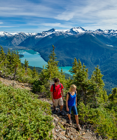 Whistler Hiking Trail