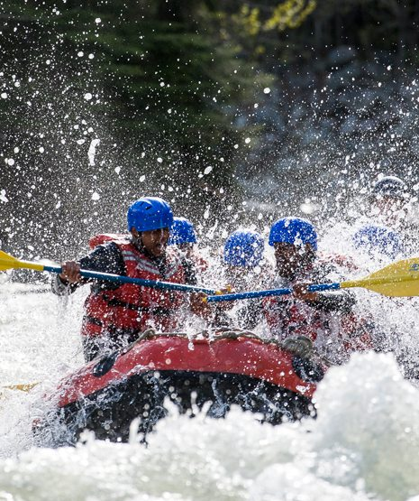 Whistler Rafting Adventure
