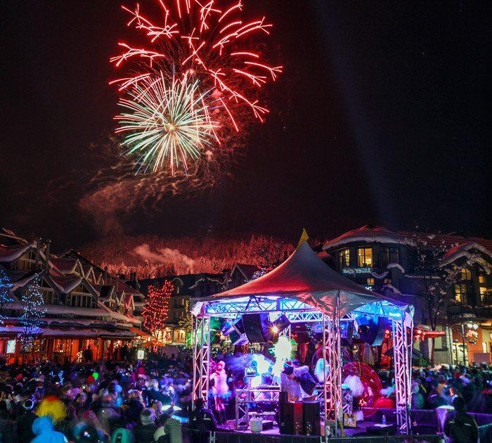 Whistler Winter Night Celebration