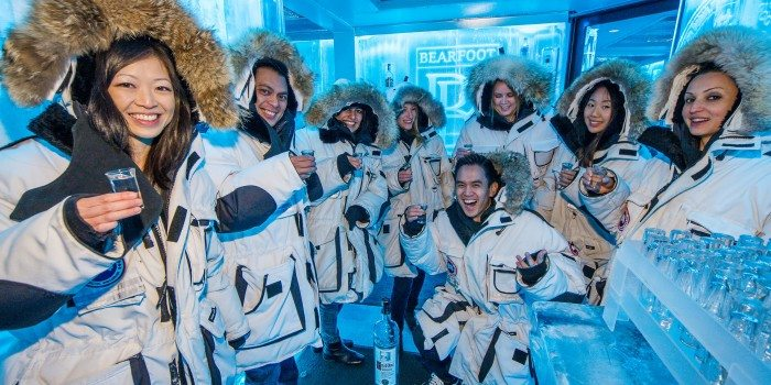 Insider Experience: Chill Out in the Ketel One Ice Room