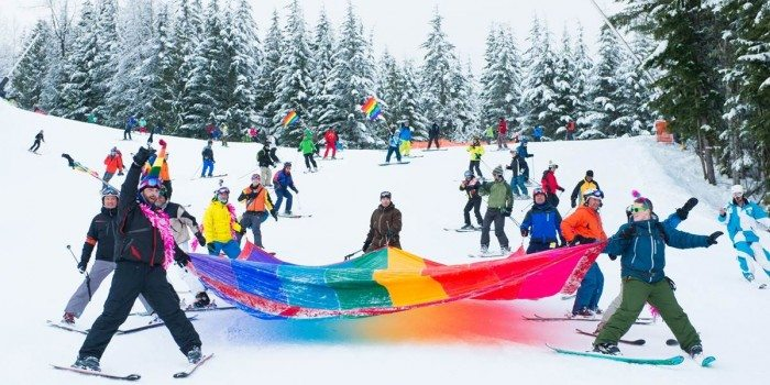 Your Unofficial Whistler Pride Guide