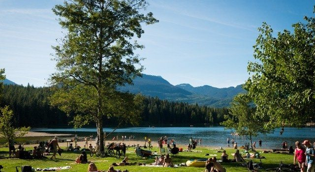 Whistler's Lakes