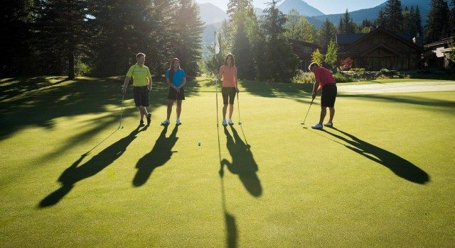 The Whistler Way To Golf