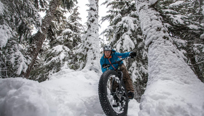 Fat Biking In Whistler