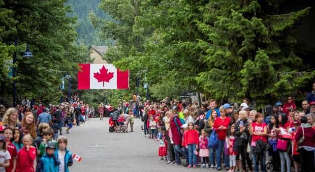 Canada 150 In Whistler