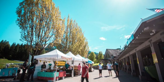 How To Make The Most Of The Whistler Farmer's Market