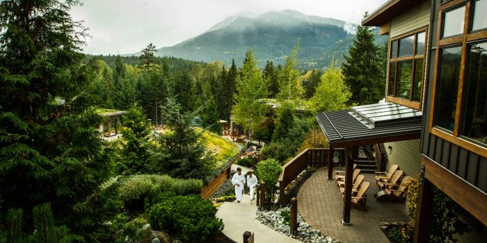Relax And Unwind At The Scandinave Spa