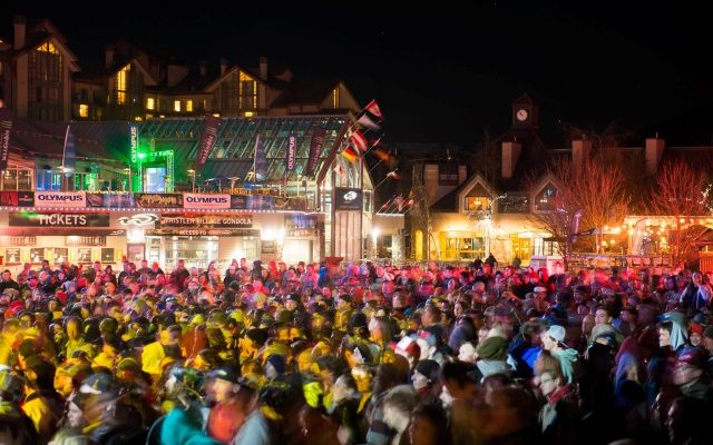 The World Ski And Snowboard Festival