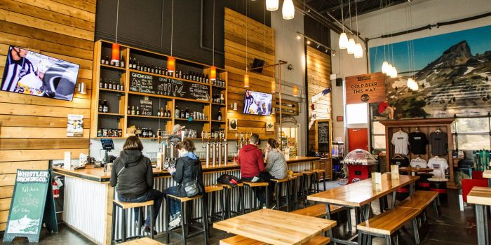 Breweries In Whistler