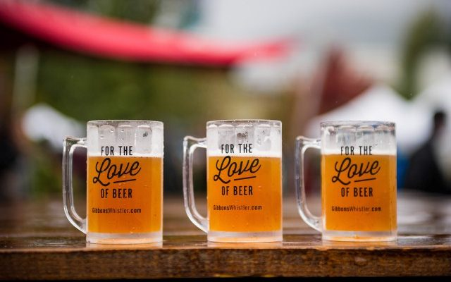 Your Guide To Whistler Village Beer Festival