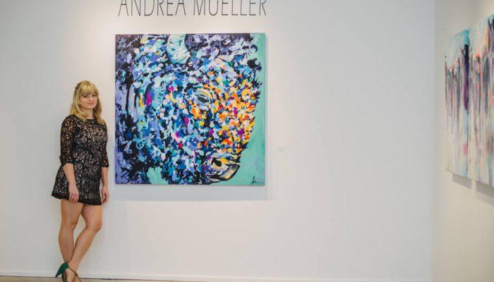 Whistler's Art Scene: Andrea Mueller