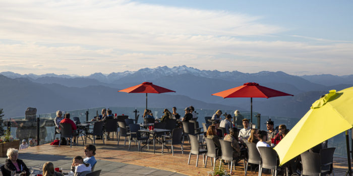 Unique Summer Dining Experiences in Whistler