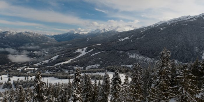 Preparing for a Winter Vacation in Whistler