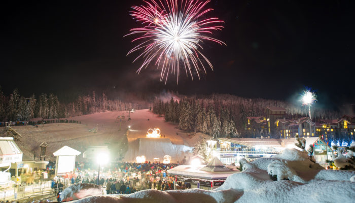 New Years Eve in Whistler