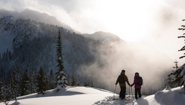 Valentine's Day in Whistler