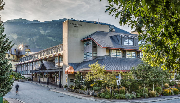 Staying at a Green Hotel in Whistler