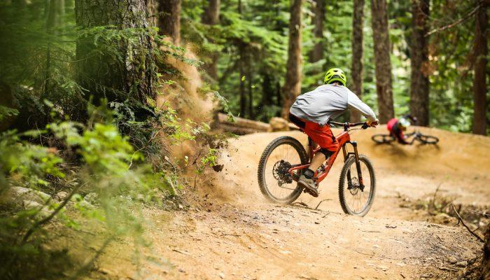 Safely Riding the Whistler Mountain Bike Park