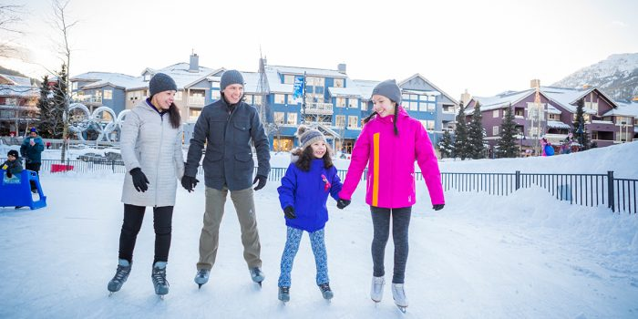 Five Family-Friendly Whistler Activities