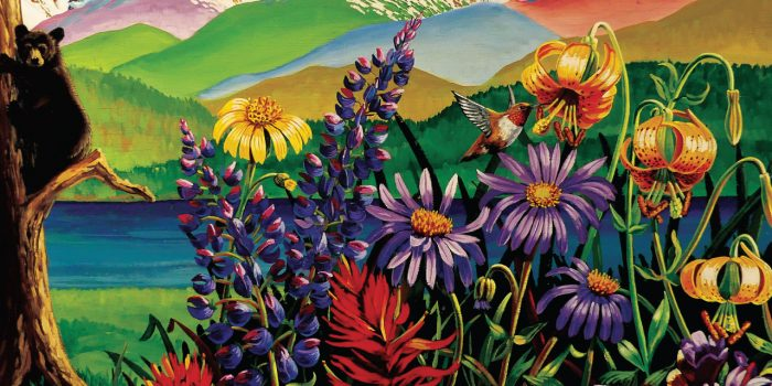 The Art of Whistler's Wildflowers