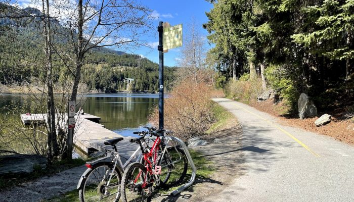 Seeing Whistler Valley By Bike